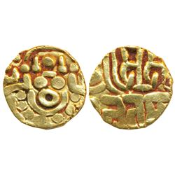 Chandellas of Jejakabhukti, Gold Masha,  0.9g