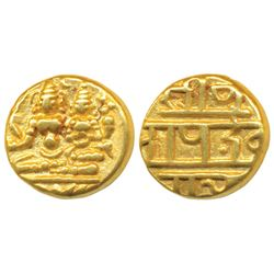 Vijayanagar Empire,  Gold Pagoda,  3.20g