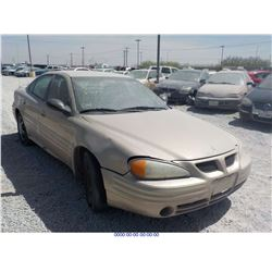 2002 - PONTIAC GRAND AM