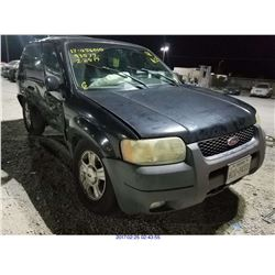 2003 - FORD ESCAPE // SALVAGE