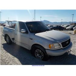 2001 - FORD F-150