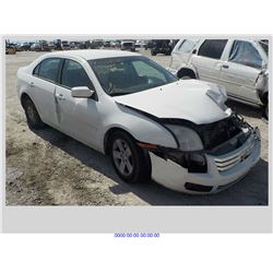 2006 - FORD FUSION // SALVAGE