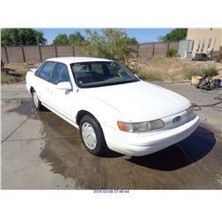 1995 - FORD TAURUS // SALVAGE TITLE