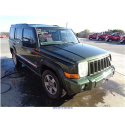 2006 - JEEP COMMANDER