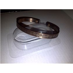 NEW DRAGONSTONE MAGNETIC BRACLET - #715 - copper mystery