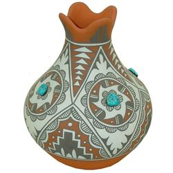 Jemez Pottery Jar - Mary Small