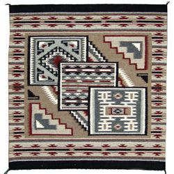 Navajo Rug/Weaving - Myra Blackwater