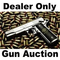 PIMA COUNTY SHERIFF'S FIREARMS AUCTION LICENSED DEALERS ONLY