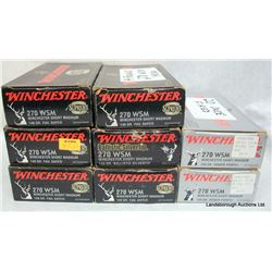 124 RNDS WINCHESTER 270 WSM