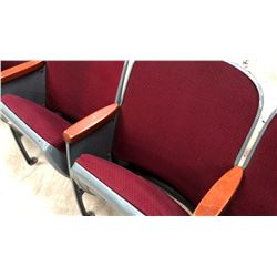 BUY NOW!! MCALLEN CIVIC CENTER OPERA STYLE SEATS