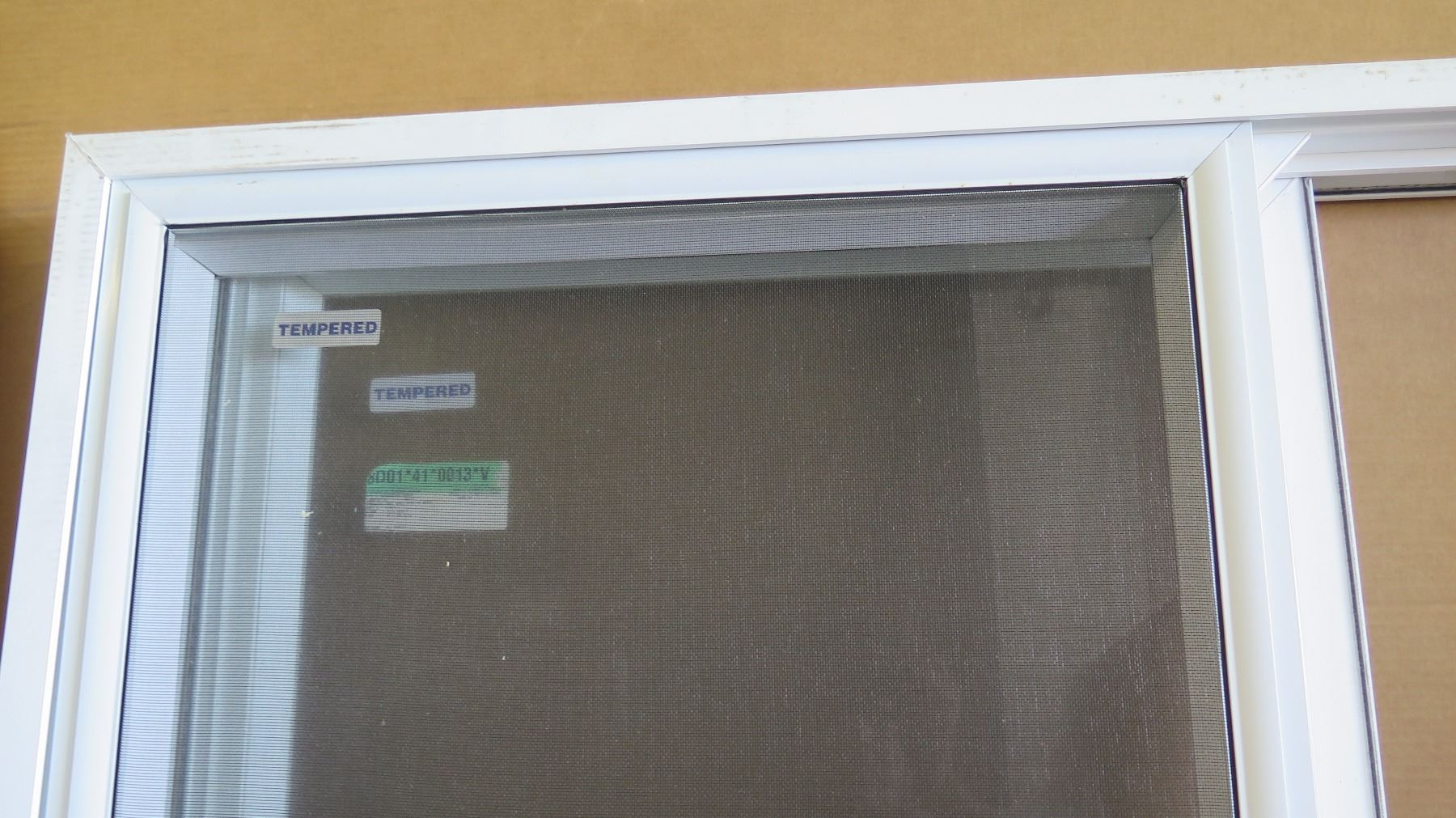 Ply Gem Sliding Window : Ply gem patio sliding glass doors w screen quot