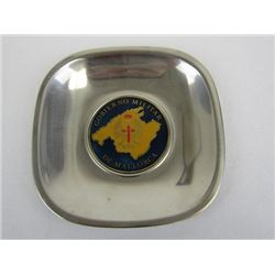 Collectibles and Memorabilia military Ashtray