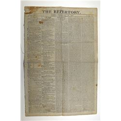 The Repertory. June 28, 1811.