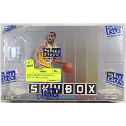 1992-93 SKYBOX BASKETBALL FACTORY SEALED BOX