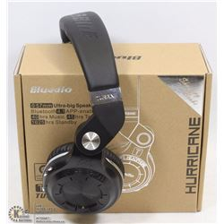 BLUEDIO ULTRA BIG BLUETOOTH OVEREAR HEADPHONES