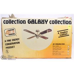 "48"" GALAXY COLLECTION CEILING FAN"