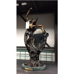 """Reflections Bronze By Moreau 21"""" T"""