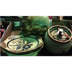 Pottery Collectibles