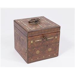 Middle Eastern Wood Box