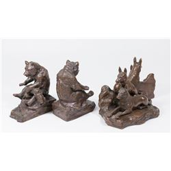 2 Pairs Bookends