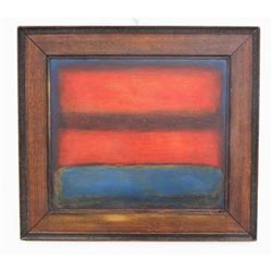 After Mark Rothko, Abstract