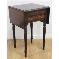 Empire Prop Side Work Table
