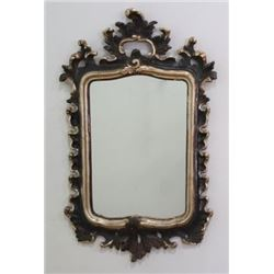 :Baroque Style Painted Mirror