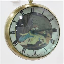 :Erotic Indian Desk Ball Clock
