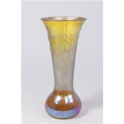 Tiffany Favrile Art Glass Vase