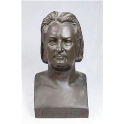 :Bronze Bust of Balzac