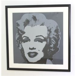 After Andy Warhol, Marilyn