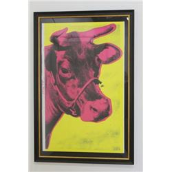After Andy Warhol, Cow