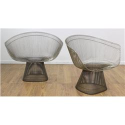 Knoll Platner Chairs