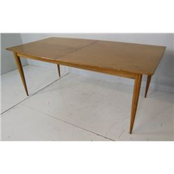 :Danish Modern Dining Room Table