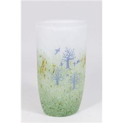 Boda Art Glass Vase