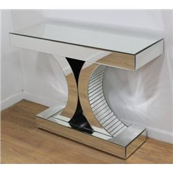 :Art Deco Style Mirrored Console