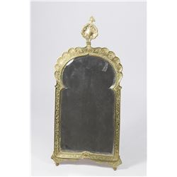 Orientalist Style Table Top Bevelled Mirror