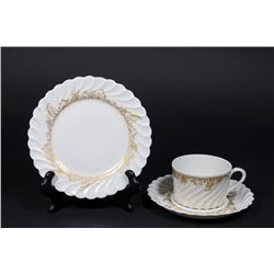 "Haviland Limoges ""Ladore"" China Set"