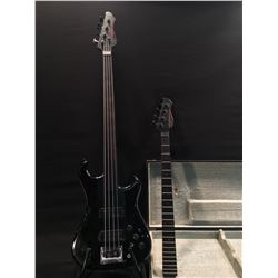 WESTONE SPECTRUM LX BASS WITH INTERCHANGEABLE FRETTED/FRETLESS NECKS, MADE IN JAPAN, SERIAL NUMBERS