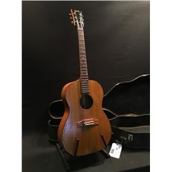 GIBSON ACOUSTIC GUITAR, SERIAL NUMBER 85769, MADE AT THE KALAMAZOO PLANT BETWEEN 1962 AND 1964,