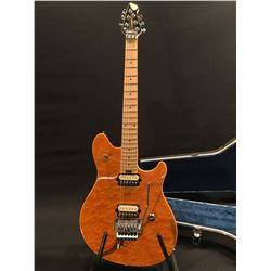 PEAVEY EVH WOLFGANG SPECIAL ELECTRIC GUITAR, WITH FLOYD ROSE BRIDGE AND 'D-TUNA' DROP D TUNING