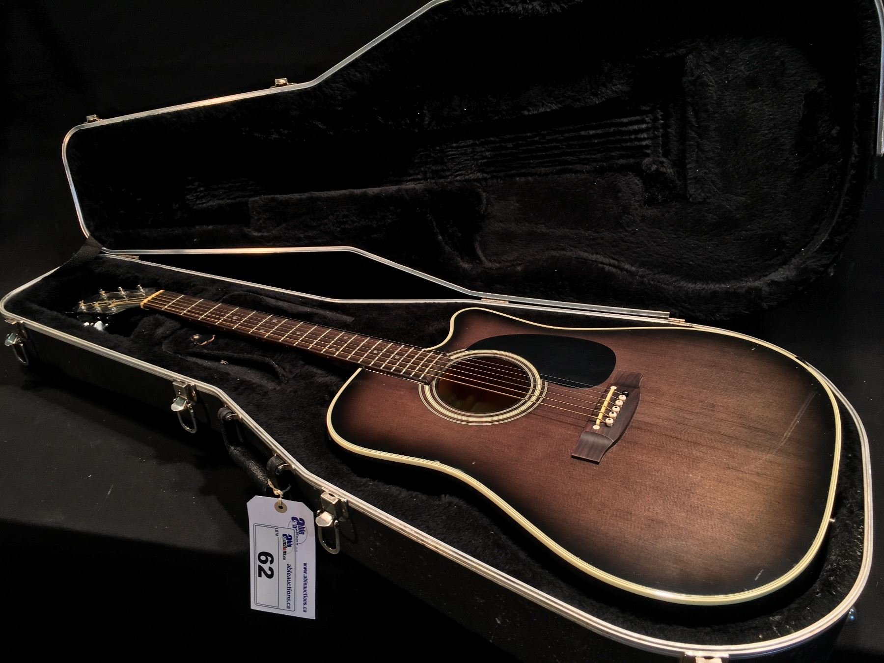 takamine electric acoustic guitar serial number 93021490 made in japan with b chk eq module. Black Bedroom Furniture Sets. Home Design Ideas