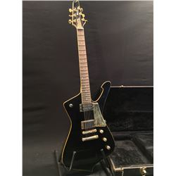 IBANEZ ICEMAN IC300 ACTIVE ELECTRIC GUITAR, WITH EMG AND HUMBUCKER PICKUPS, THREE POSITION PICKUP