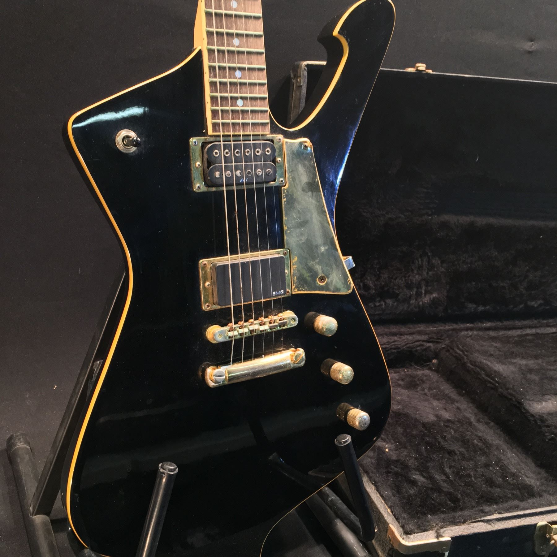 Delighted Boiler Diagram Huge Dimarzio Pickup Wiring Color Code Clean Bulldog Alarm Systems Adding Electrical Circuit Youthful Wiring A Breaker Box Diagram PinkHow To Add A New Circuit IBANEZ ICEMAN IC300 ACTIVE ELECTRIC GUITAR, WITH EMG AND HUMBUCKER ..