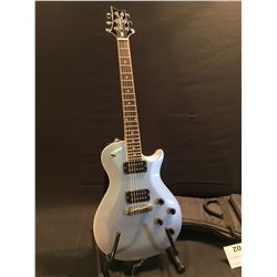 PRS TREMONTI SE LES PAUL STYLE ELECTRIC GUITAR, SERIAL NUMBER D02633, WITH TWO HUMBUCKER PICKUPS,