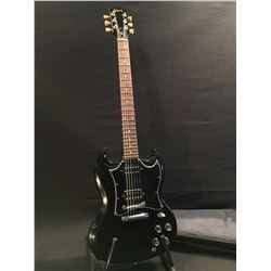 GIBSON SG SPECIAL, MADE IN USA, SERIAL NUMBER 91477461, WITH GIBSON DELUXE TUNERS, TWO HUMBUCKER