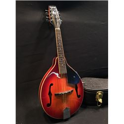 EPIPHONE MM30 MANDOLIN, SERIAL NUMBER 95010024, COMES WITH HARD SHELL CASE
