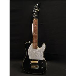 HOPKINS TELECASTER STYLE MINI ELCTRIC GUITAR, WITH SINGLE COIL PICKUP, VOLUME AND TONE CONTROL,