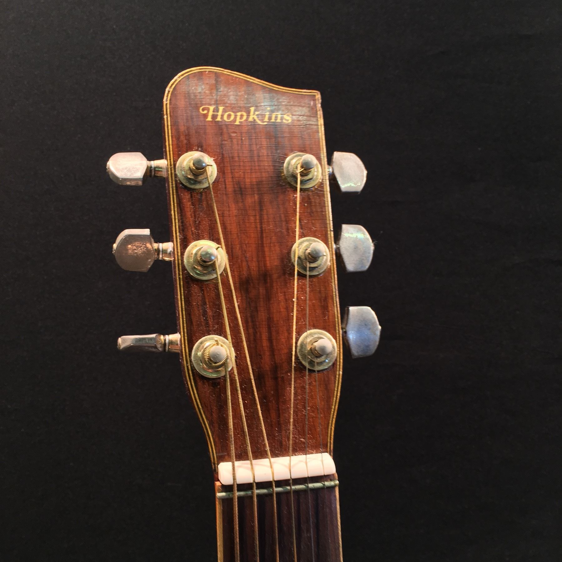 Hopkins hand crafted acoustic electric guitar made in for Hopkins cad