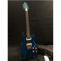 ARIA PRO II CARDINAL SERIES MODEL CS-350 ELECTRIC GUITAR, WITH TWO HUMBUCKER PICKUPS, THREE